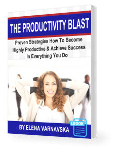 Productivity Blast eBook