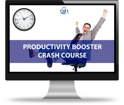 Productivity Booster Crash Course